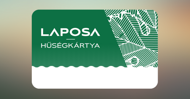 Laposa Loyalty Card is here!